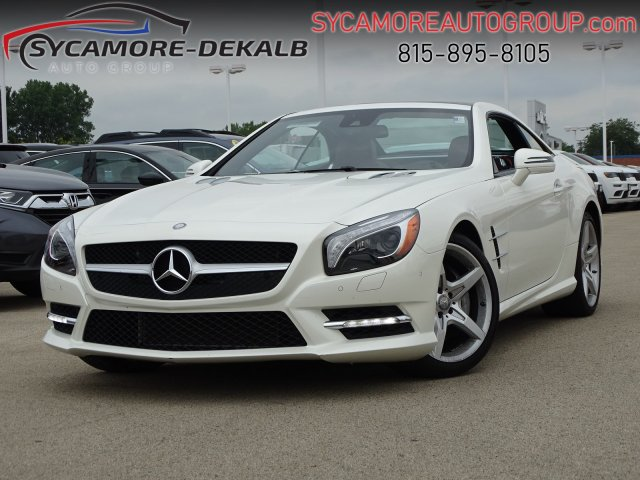 Pre-Owned 2015 Mercedes-Benz SL SL 400