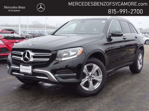 New 2018 Mercedes-Benz GLC GLC 300